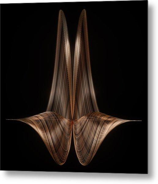 Dual Shell Metal Print by Thomas Helzle
