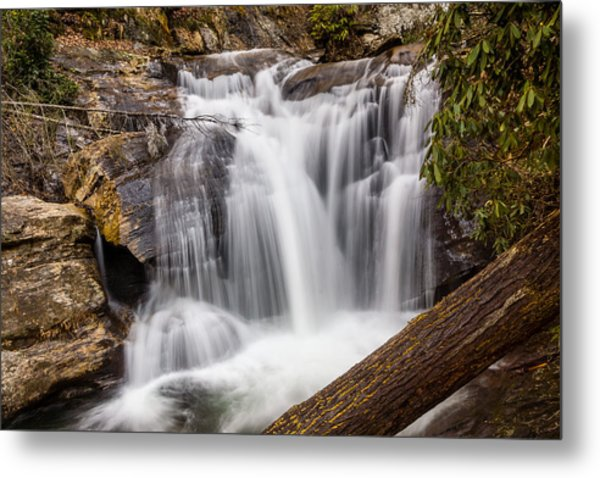 Dukes Creek Falls Metal Print