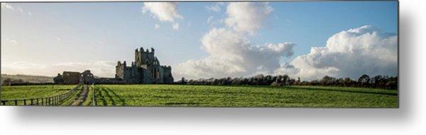 Dunbrody Abbey Metal Print