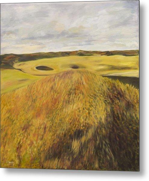 Dundonald Golf Course Metal Print