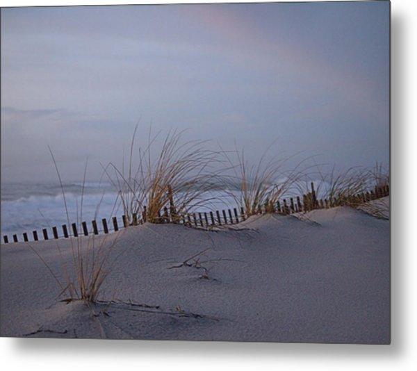 Dune View 2 Metal Print