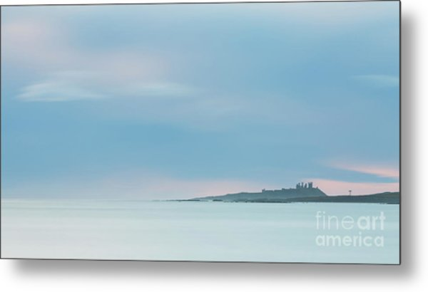 Dunstanburgh From Beadnell Metal Print