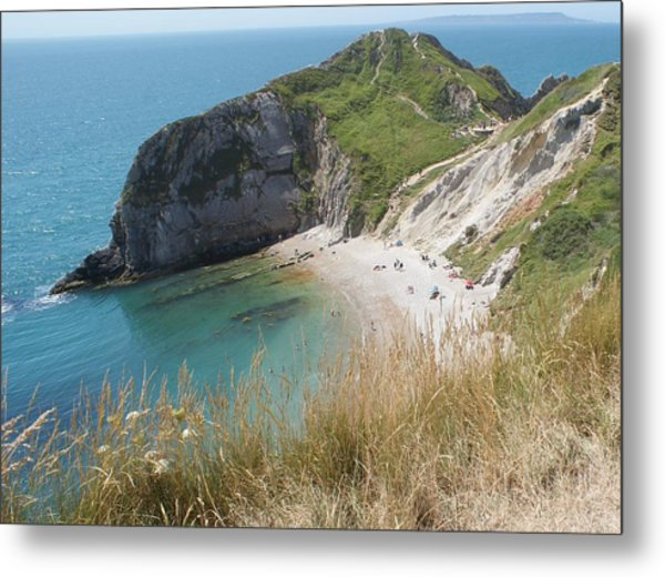 Durdle Door Photo 1 Metal Print