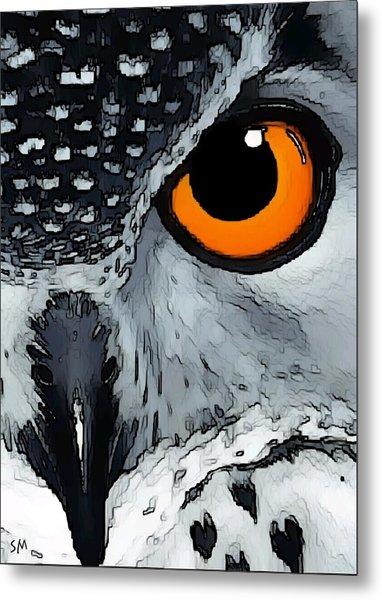 Eagle Art Metal Print
