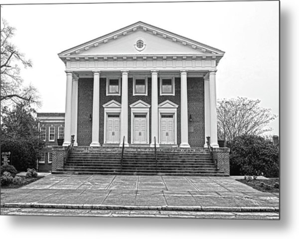 Earle Street Baptist Church Metal Print