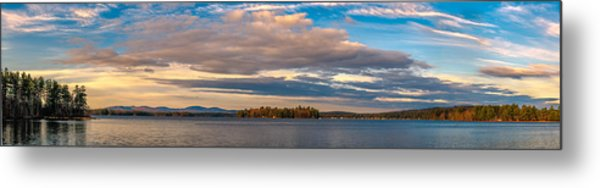 Early Morning At Lake Wentworth Metal Print