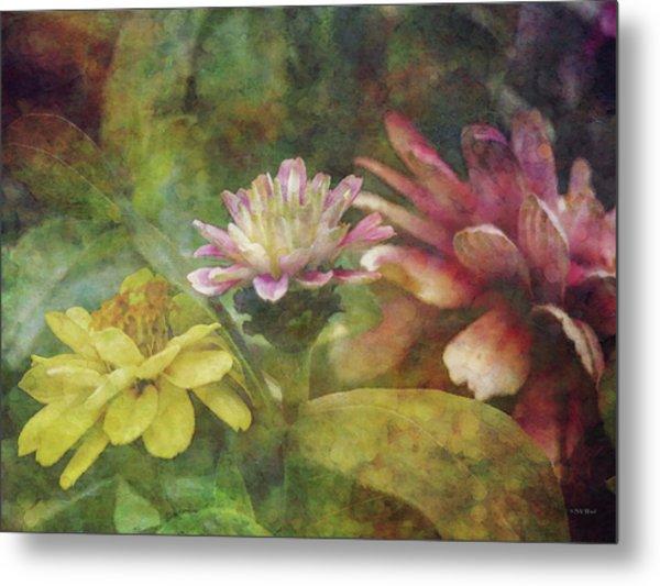 Early Summer Flowers 1304 Idp_2 Metal Print
