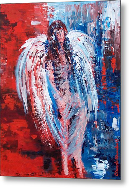 Earth Angel Metal Print by Claude Marshall