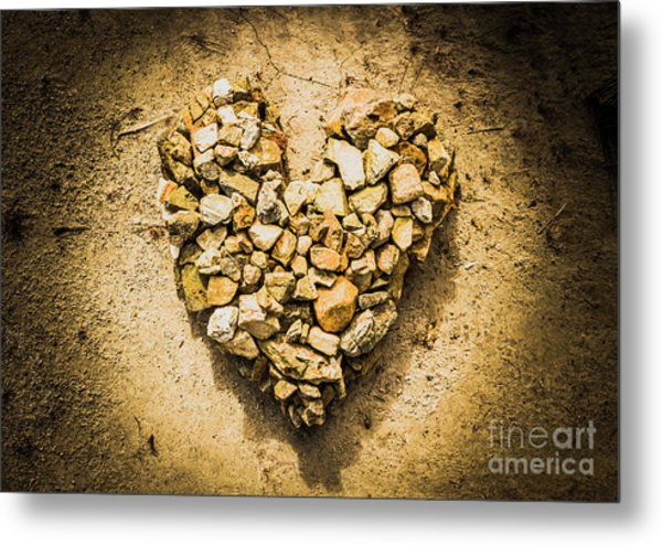 Earthly Togetherness Metal Print