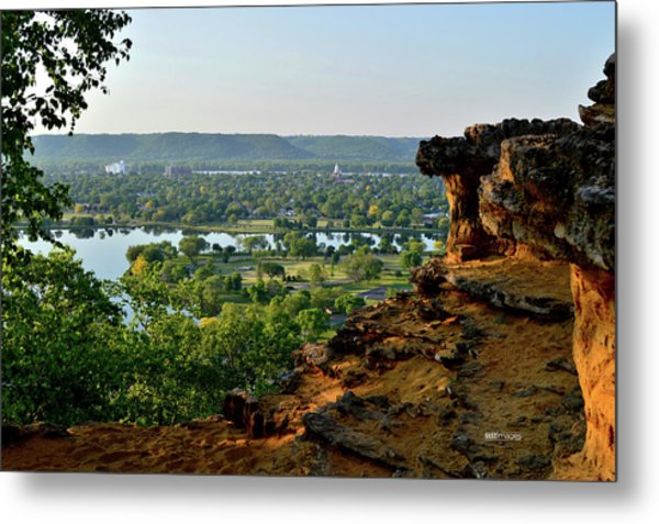 East Lake Winona Metal Print