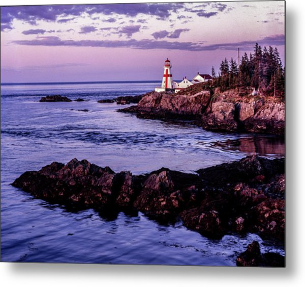 East Quoddy Head, Canada Metal Print