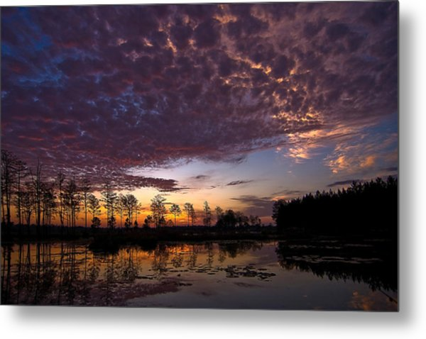 Easter Sonrise Metal Print