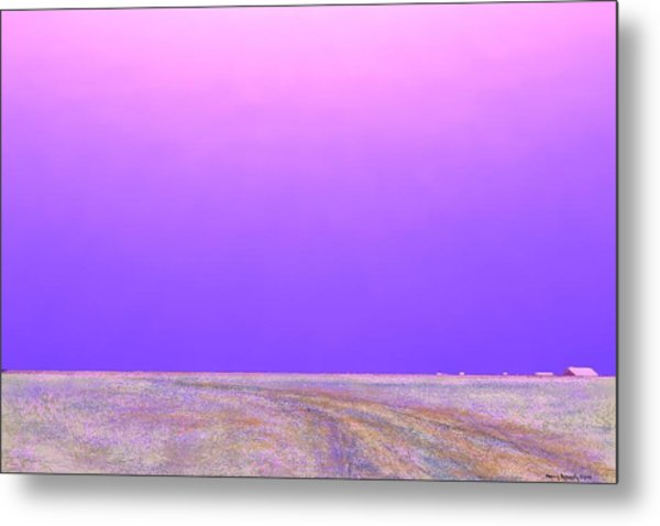 Eastern Horizon Metal Print