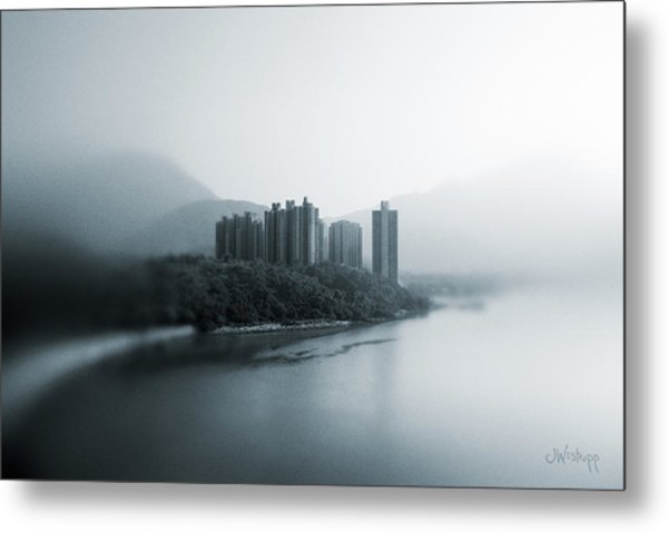 Eastern Stream Metal Print