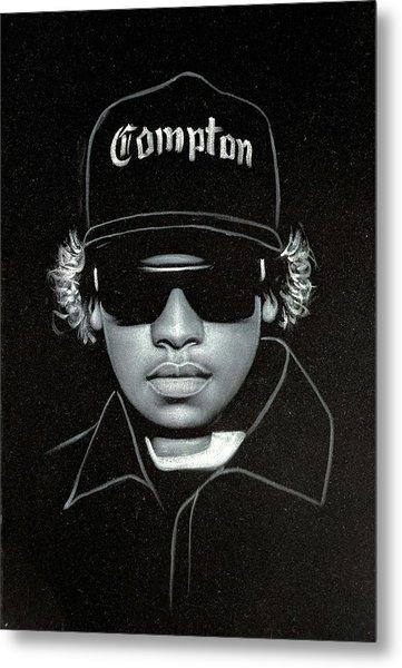 Eazy-e Portrait Eze  Metal Print