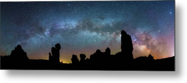 Metal Print featuring the photograph Eden by Darren White