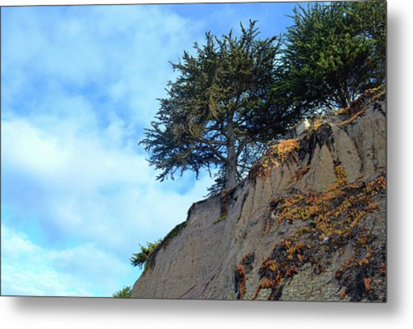 Edge Of The Beach Metal Print by JAMART Photography