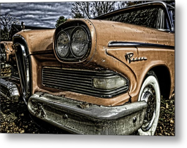 Edsel Ford's Namesake Metal Print
