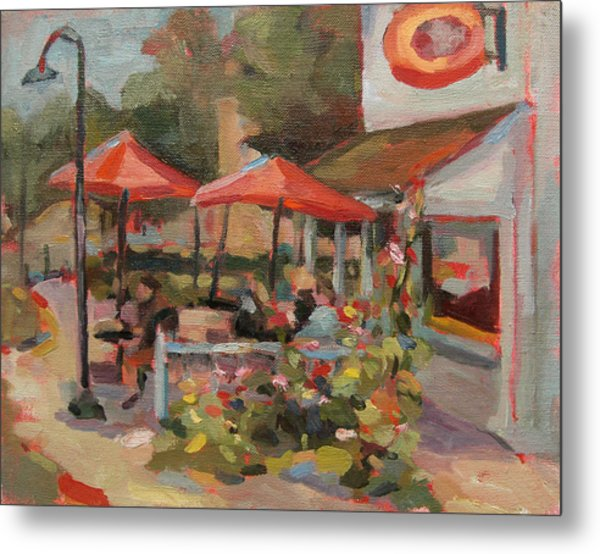 Egg Harbor Metal Print by Jenny Anderson