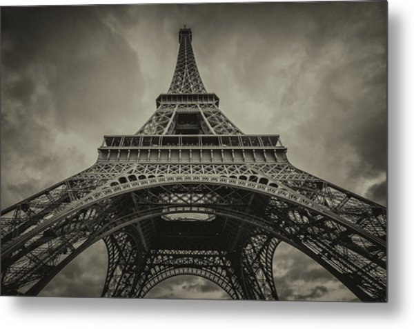 Eiffel Tower 1 Metal Print