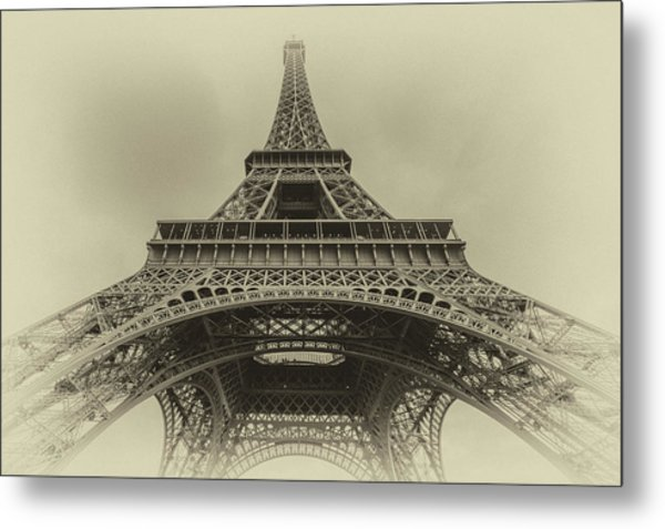 Eiffel Tower 2 Metal Print
