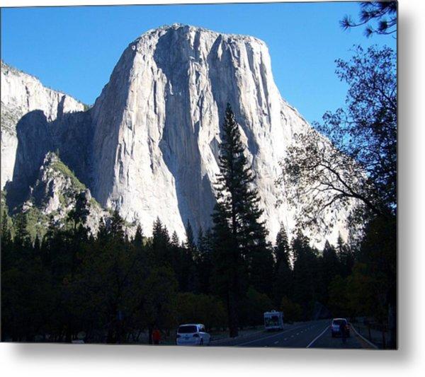 El Capitan Yosemite Metal Print by Vijay Sharon Govender