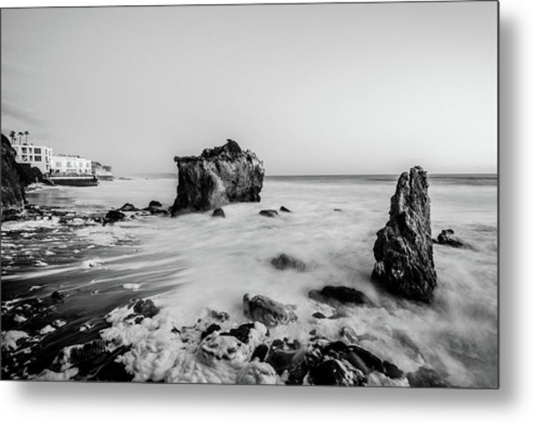 Metal Print featuring the photograph El Matador State Beach by Margaret Pitcher