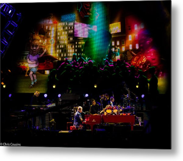 Elton - Sad Songs Metal Print