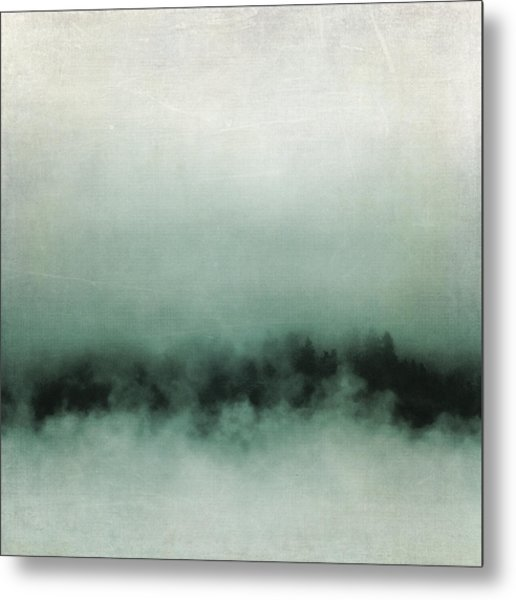 Metal Print featuring the photograph Emerald Mist by Sally Banfill