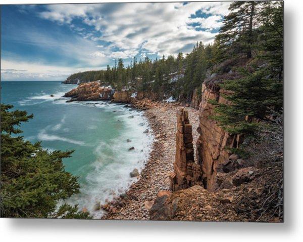 Emerald Shores At Monument Cove Metal Print