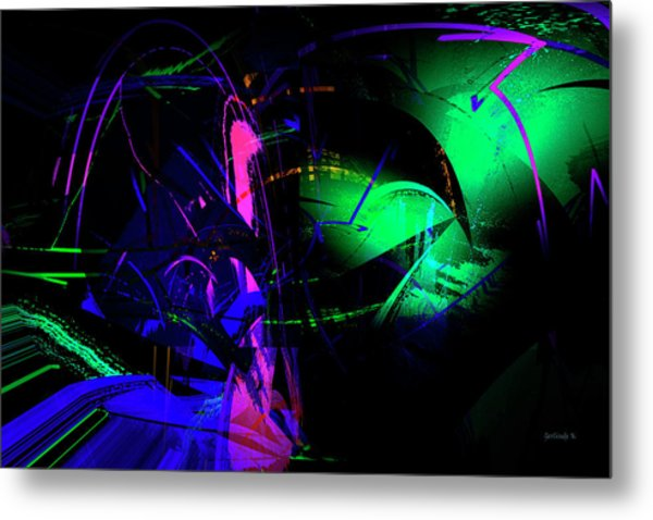 Emotions Metal Print