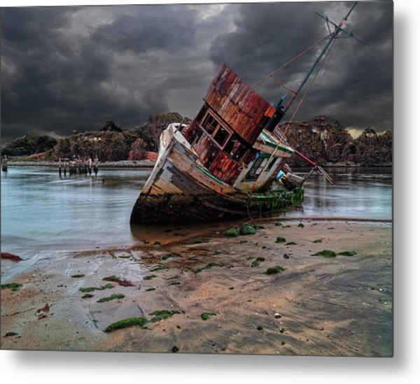 End Of Days Metal Print