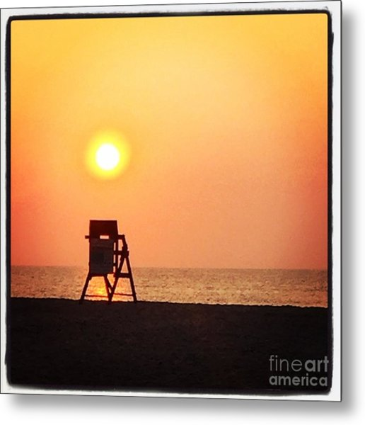 Endless Summer Metal Print