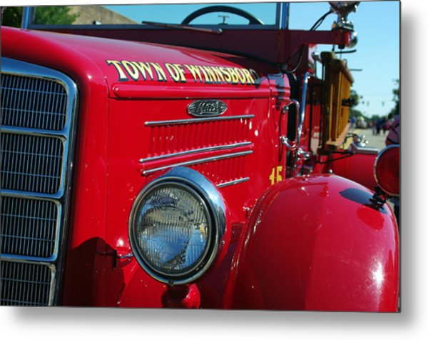 Engine No. 15 Metal Print by Don Prioleau