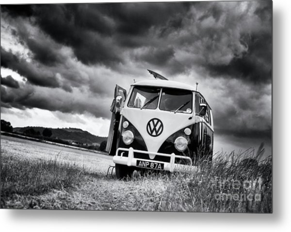 English Summer  Metal Print by Tim Gainey