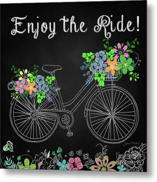 Enjoy The Ride-jp3929 Metal Print