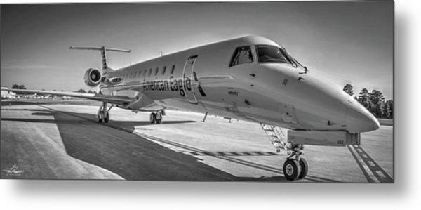 Envoy Embraer Regional Jet Metal Print