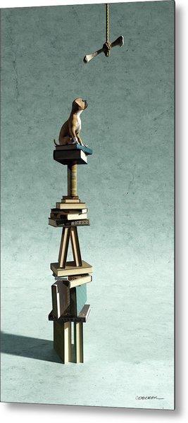 Equilibrium Vi Metal Print