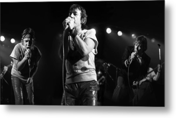 Eric Burdon 3 Metal Print