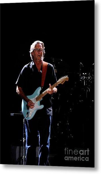 Eric Clapton Metal Print