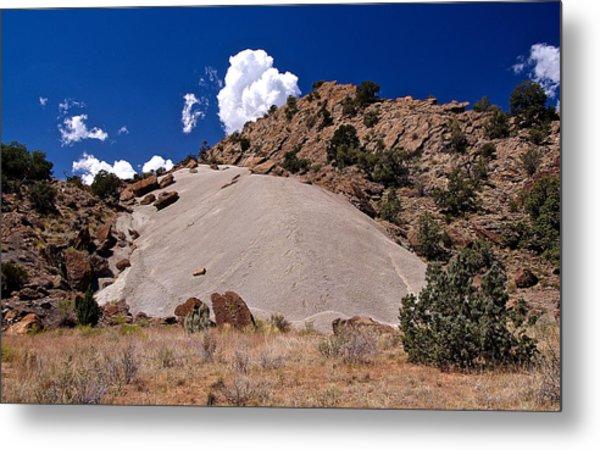 Escalante Mound Metal Print