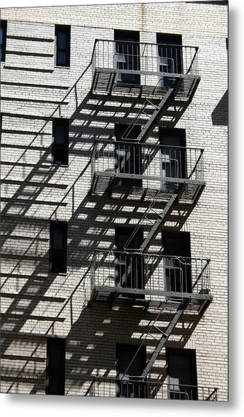 Escape The Shadows Metal Print by Jeff Porter