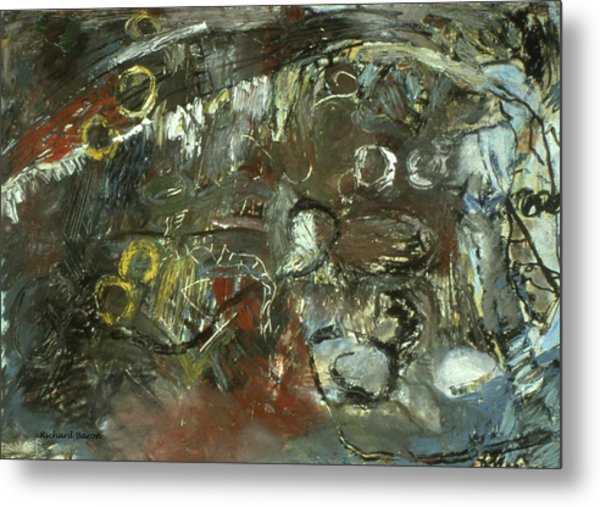 Escape The Whirlwind #2 Metal Print