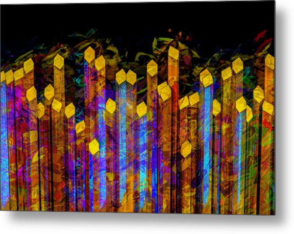 Essence De Lumiere Metal Print
