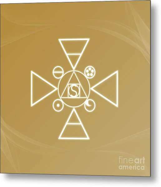 Essence Of The Spirit Metal Print