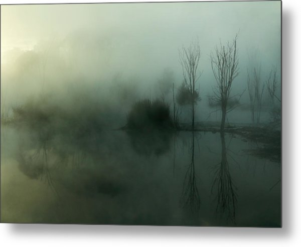 Metal Print featuring the photograph Ethereal by Nicholas Blackwell