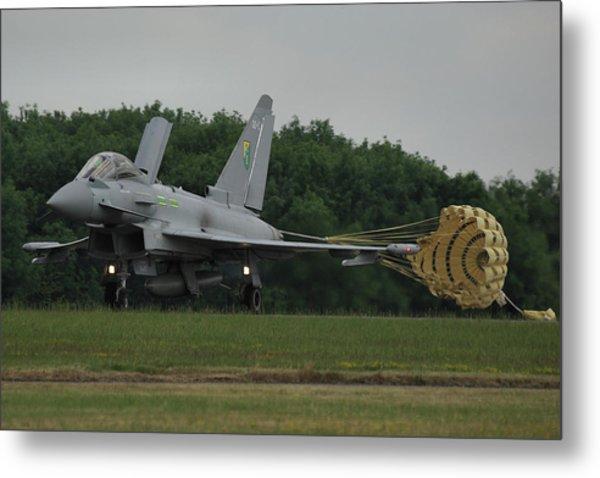 Eurofighter Typhoon Fgr4 Metal Print