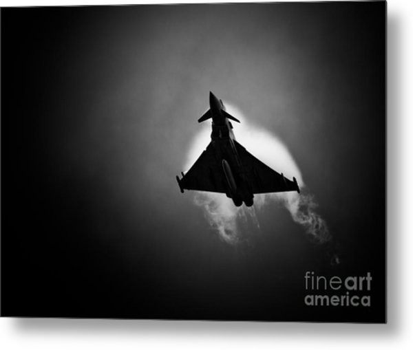 Eurofighter Typhoon Metal Print