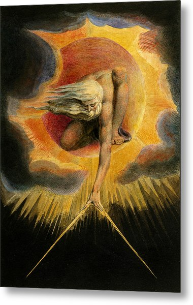 Europe A Prophecy Metal Print