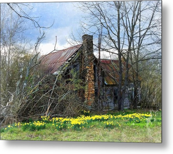 Everything Old Is New Again Metal Print
